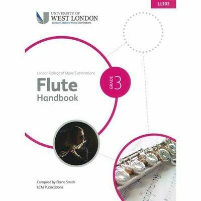 LCM Flute Handbook Grade 3