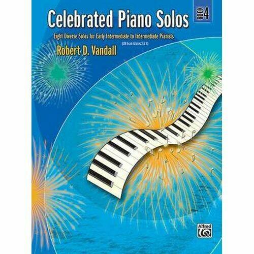 Celebrated Piano Solos, Book 4