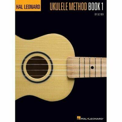 Hal Leonard Ukulele Method Book 1 (Book Only)