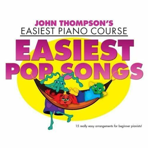 John Thompson's Easiest Pop Songs