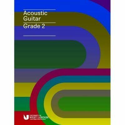 LCM Acoustic Guitar Handbook Grade 2 (2020+)