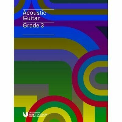 LCM Acoustic Guitar Handbook Grade 3 (2020+)