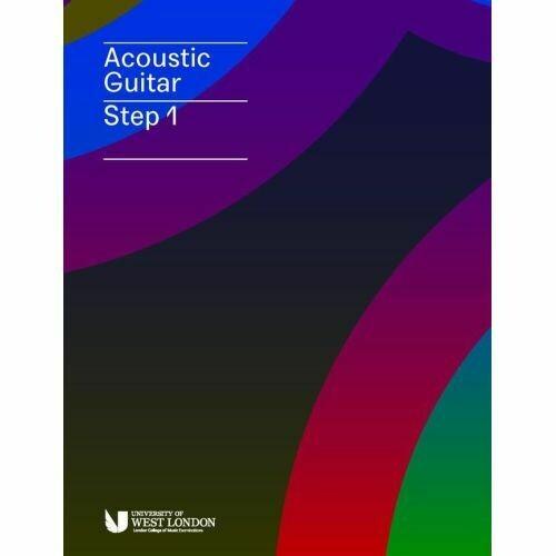 LCM Acoustic Guitar Handbook Step 1 (2020+)
