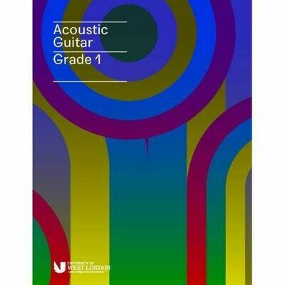 LCM Acoustic Guitar Handbook Grade 1 (2020+)