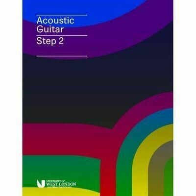 LCM Acoustic Guitar Handbook Step 2 (2020+)