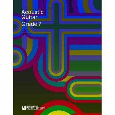 LCM Acoustic Guitar Handbook Grade 7 (2020+)
