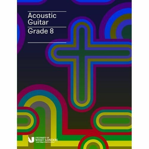 LCM Acoustic Guitar Handbook Grade 8 (2020+)