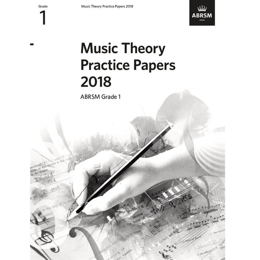 ABRSM Music Theory Practice Papers 2018: Grade 1