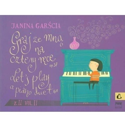 Lets Play a Piano Duet II