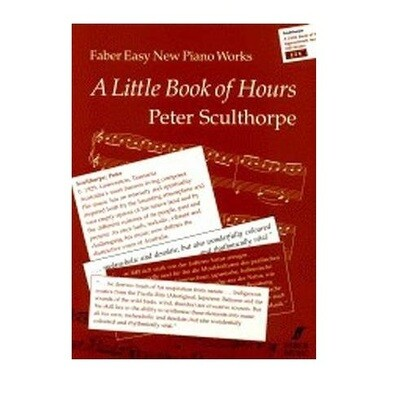 Peter Sculthorpe - A Little Book of Hours