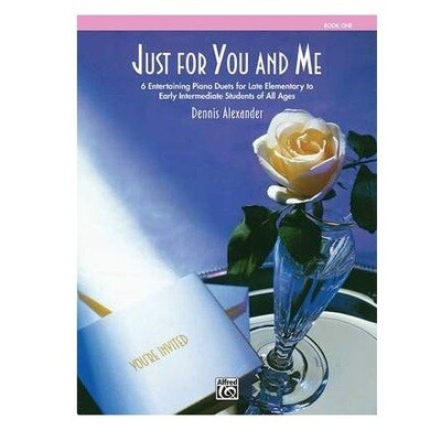 Just For You And Me Book 1