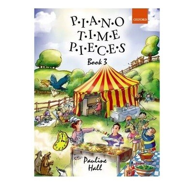 Piano Time Pieces 3