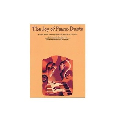 The Joy of Piano Duets (Book only)