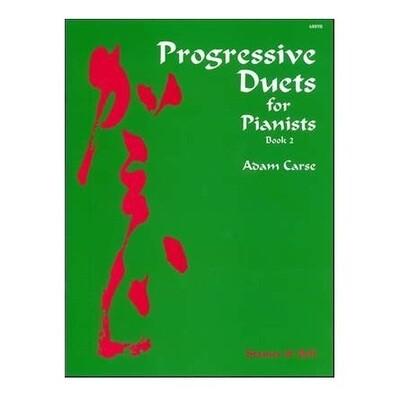 Progressive Duets for Pianists - Book 2