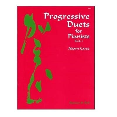 Progressive Duets for Pianists - Book 1