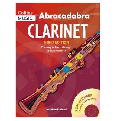 Abracadabra Clarinet with CD