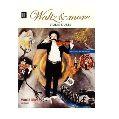 Waltz and More Violin Duets