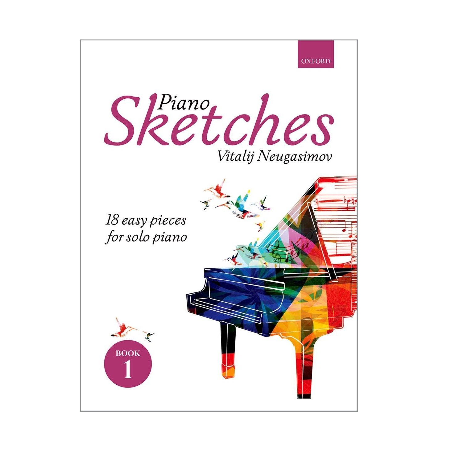 Piano Sketches Book 1