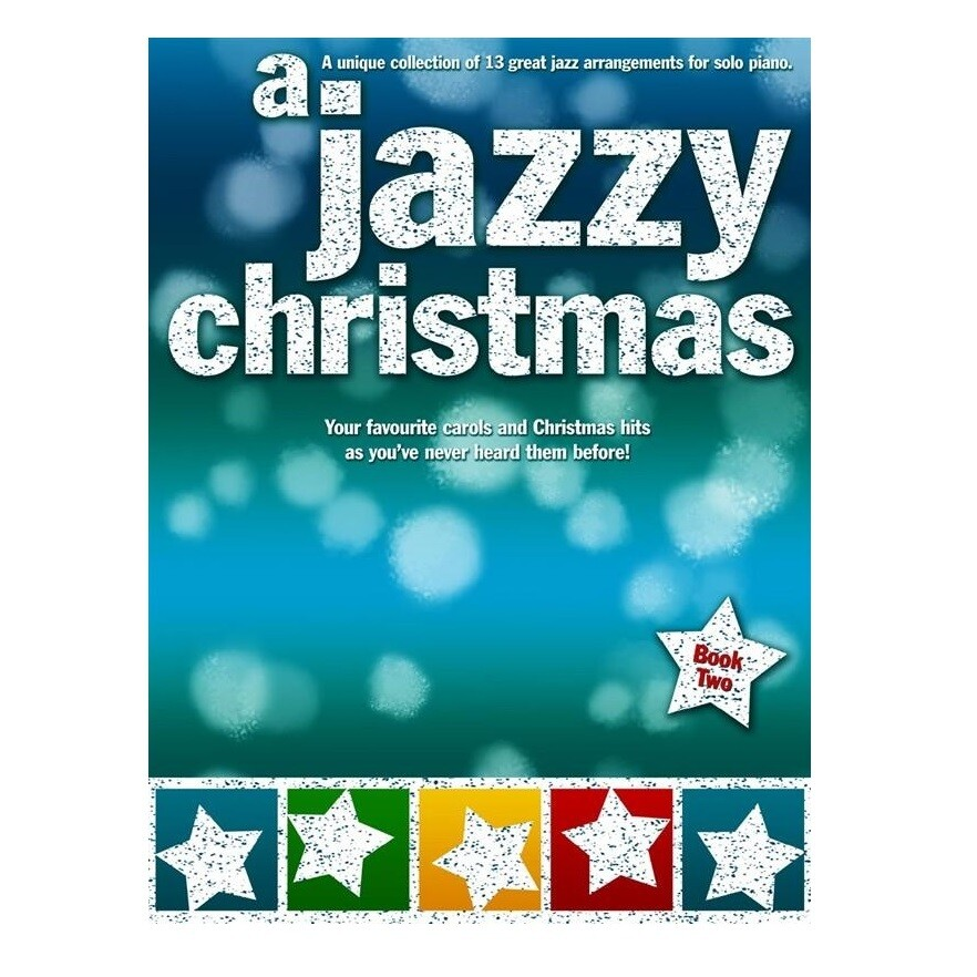 A Jazzy Christmas Book 2