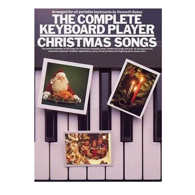 Complete Keyboard Player: Christmas