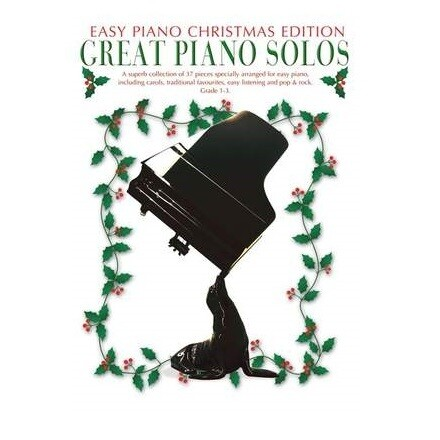 Great Piano Solos - Easy Piano Christmas