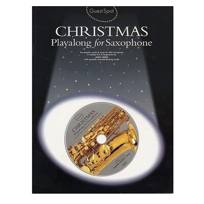 Guest Spot: Christmas Playalong for Alto Sax