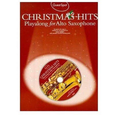 Guest Spot: Christmas Hits Playalong for Alto Sax