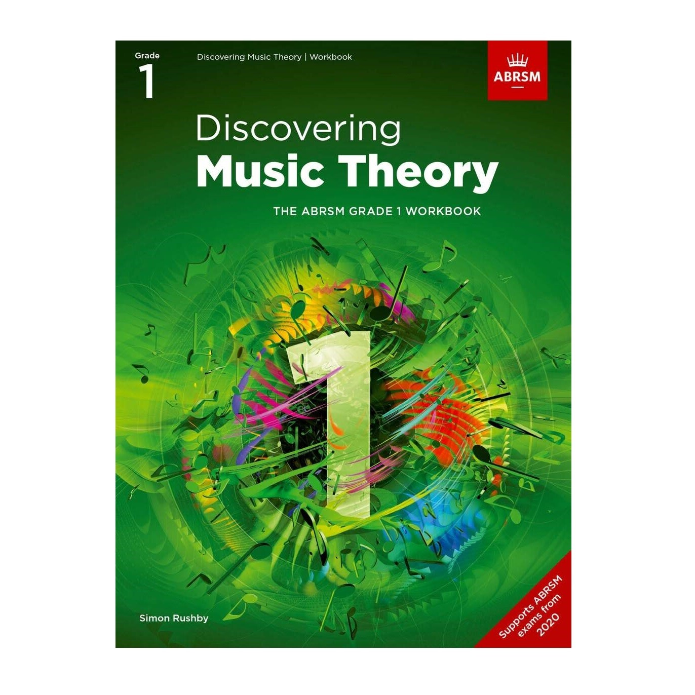 ABRSM Discovering Music Theory Book -  Grade 1
