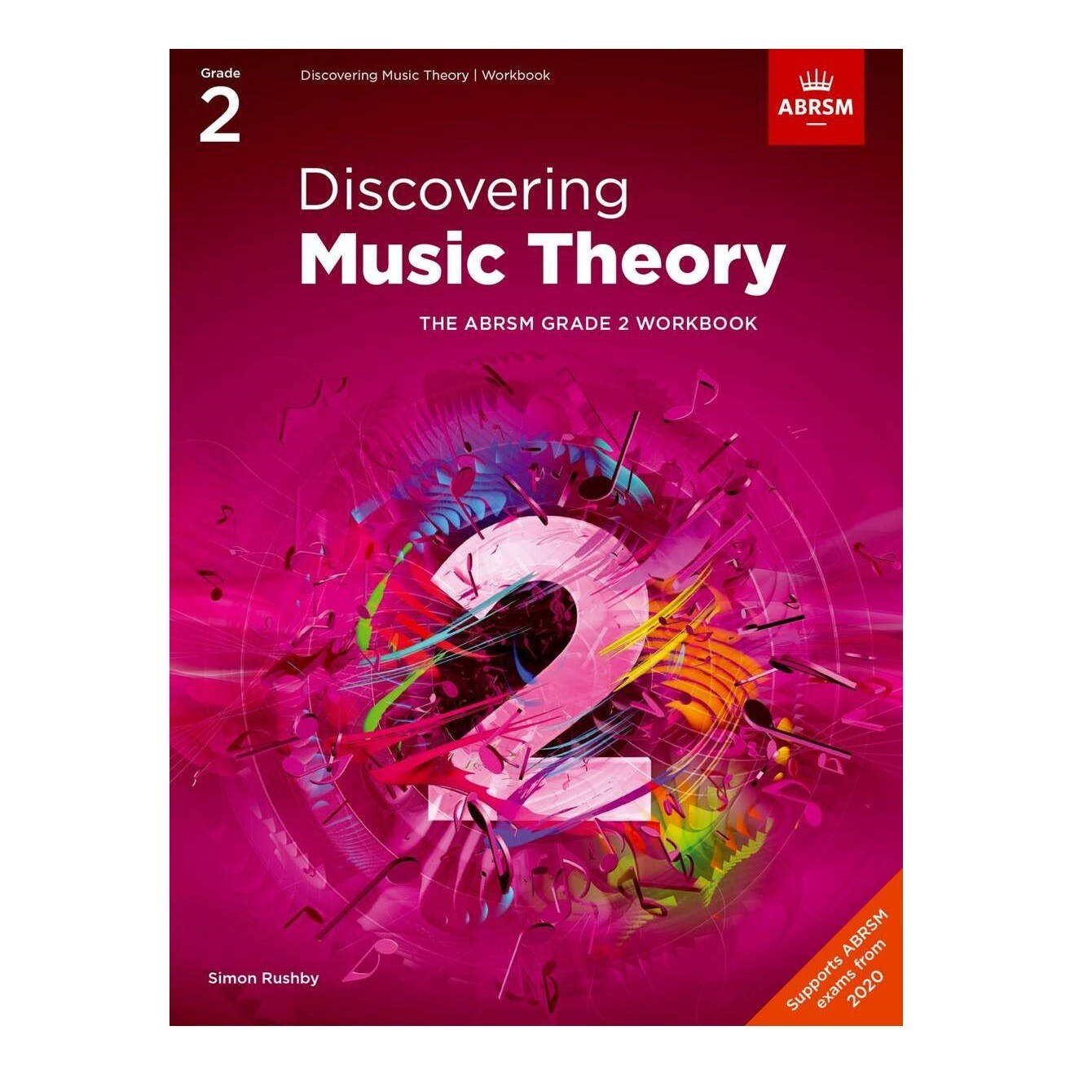 ABRSM Discovering Music Theory Book -  Grade 2