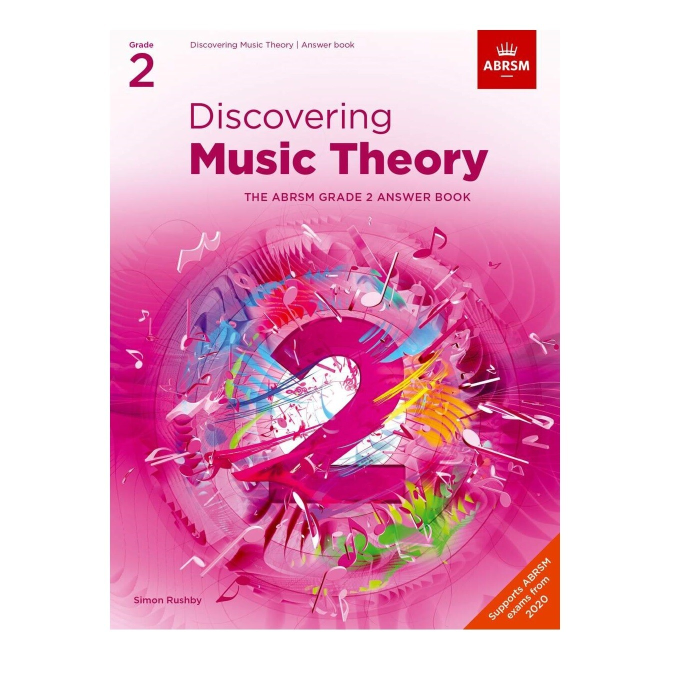 ABRSM Discovering Music Theory Answer Book -  Grade 2