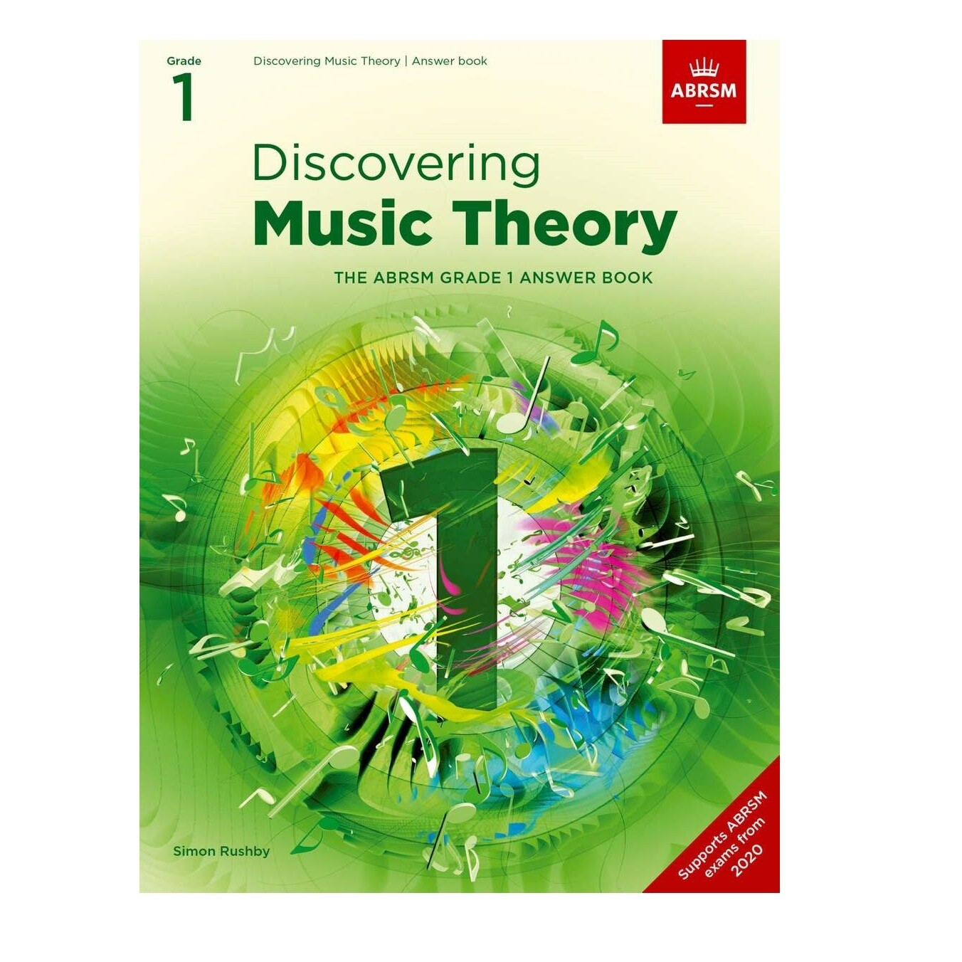 ABRSM Discovering Music Theory Answer Book -  Grade 1
