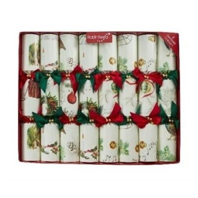 Sleigh Bells With Bow: Handbell Christmas Crackers
