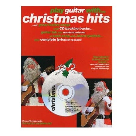 Play Guitar with...Christmas Hits