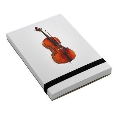 Note pad A7 - Cello