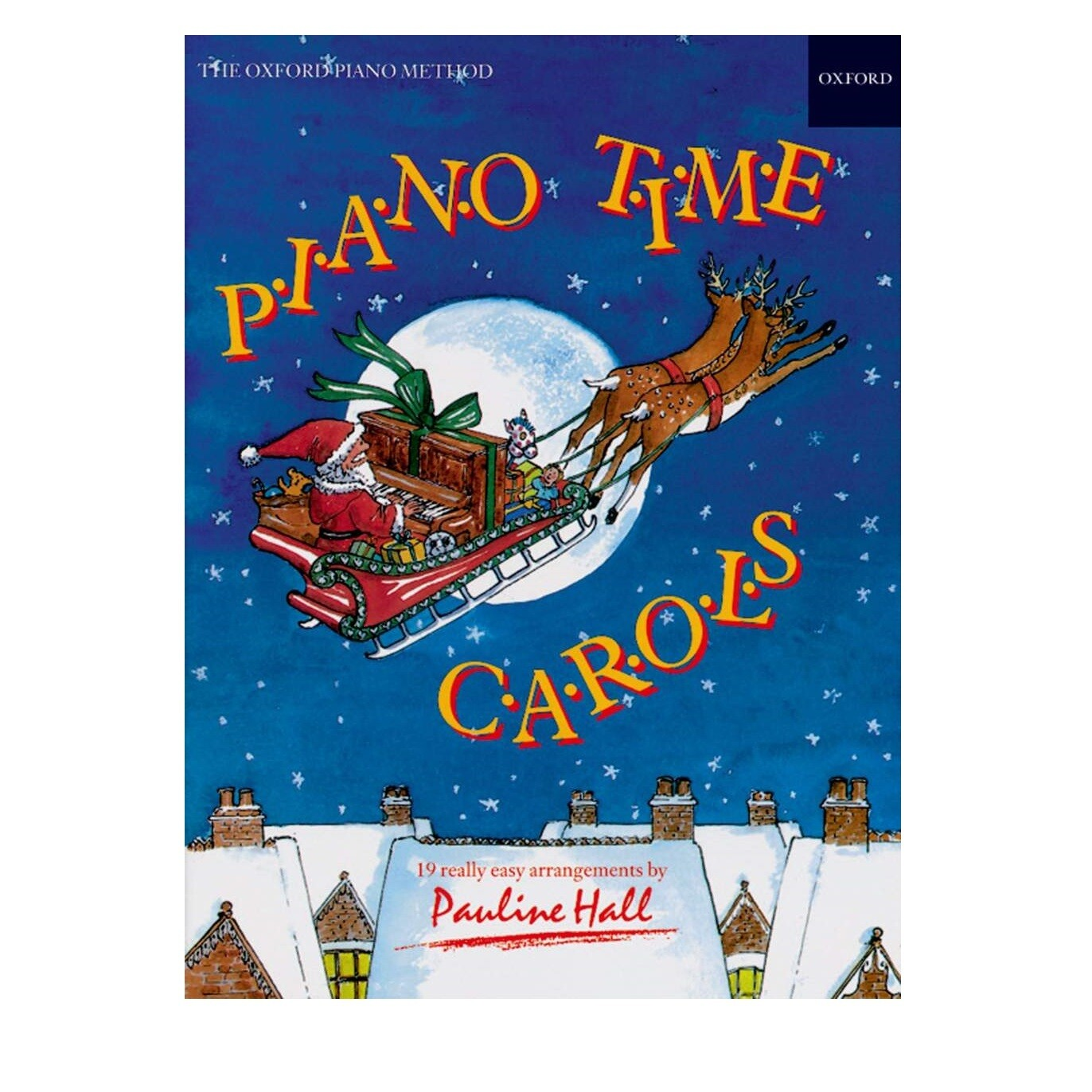 Piano Time Christmas Carols