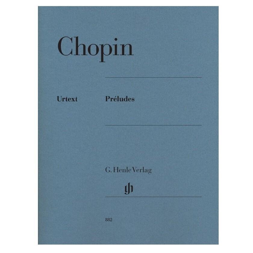 Chopin, F - Preludes