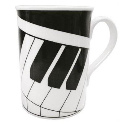 2D Keyboard Mug