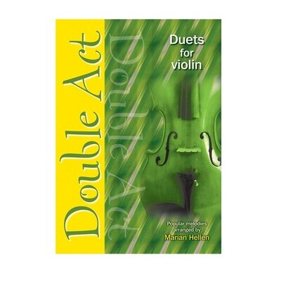Double Act - Violin Duets
