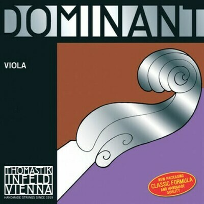 DOMINANT VIOLA SET (136,137,138,139) 4/4