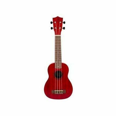 BUS23 Soprano Ukulele - Red