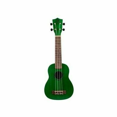 BUS23 Soprano Ukulele - Green