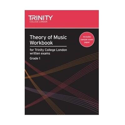 Trinity Theory of Music Workbook - Grade 1