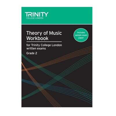 Trinity Theory of Music Workbook - Grade 2