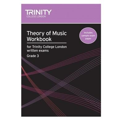 Trinity Theory of Music Workbook - Grade 3