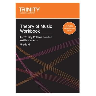 Trinity Theory of Music Workbook - Grade 4