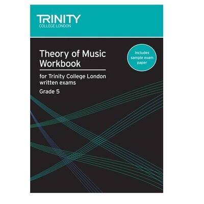 Trinity Theory of Music Workbook - Grade 5