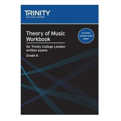 Trinity Theory of Music Workbook - Grade 6
