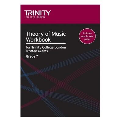 Trinity Theory of Music Workbook - Grade 7