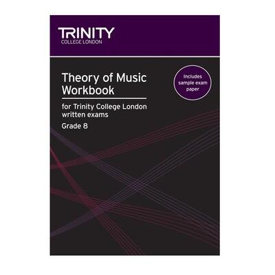 Trinity Theory of Music Workbook - Grade 8
