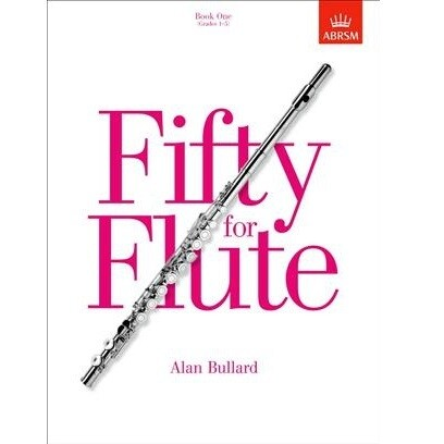 Fifty For Flute Book One (Grades 1-5)